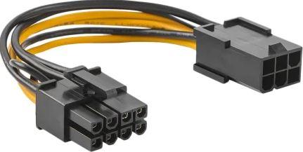 6 - 8pin adapter
