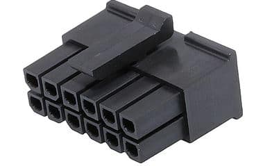 pcie 12 pin connector