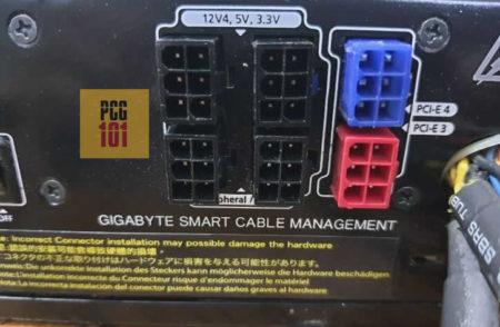 power supply unit modular w