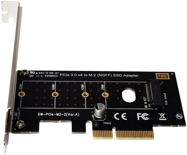 Can PCIe X4 Card Fit in X16 Slot
