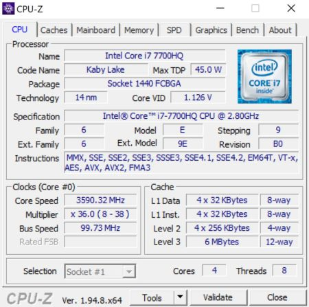 How to Check if CPU is Overclocked 2