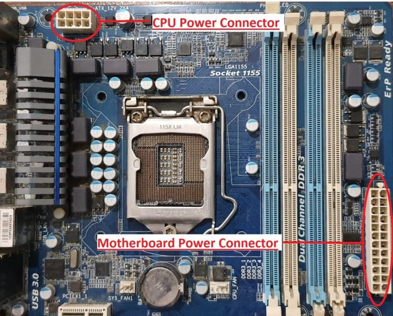 How to Test Motherboard Without CPU 1