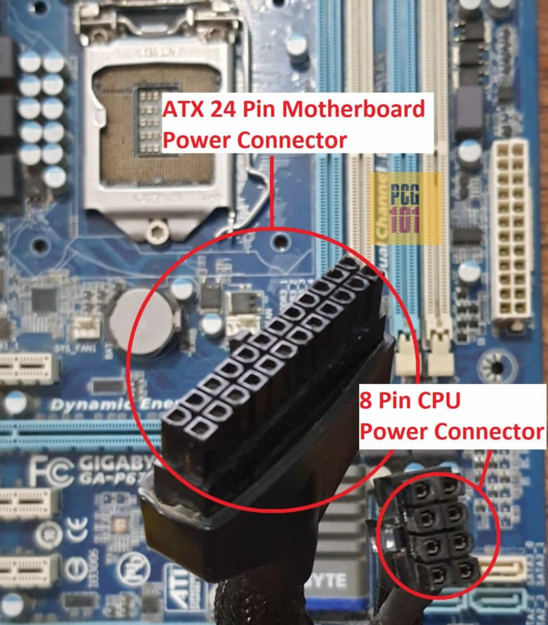 how to test motherboard without cpu 2