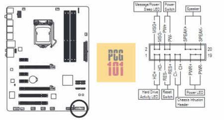 Motherboard-manual-power-switch w