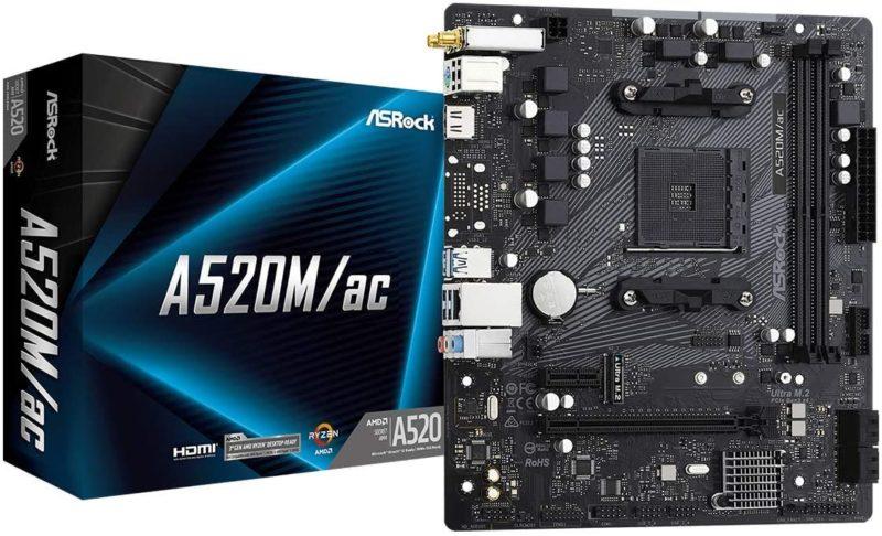 ASRock A520M/AC