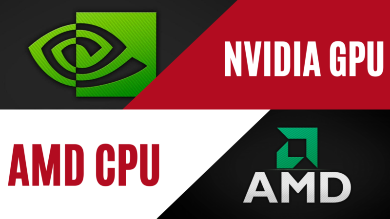 Can You Use Nvidia Graphics Card with AMD Processor Faetured