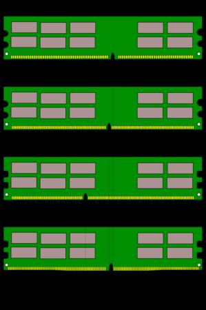 DDR memory comparison