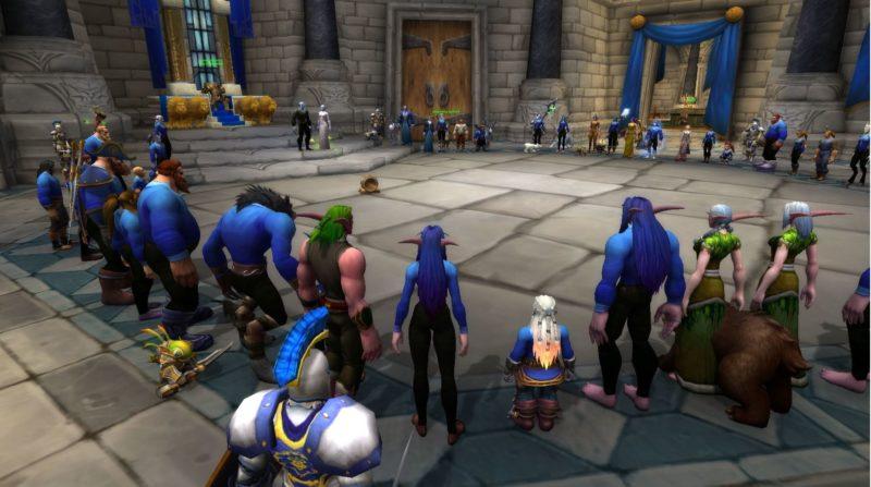 World of warcraft wedding 2