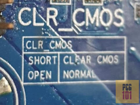 clear cmos labels