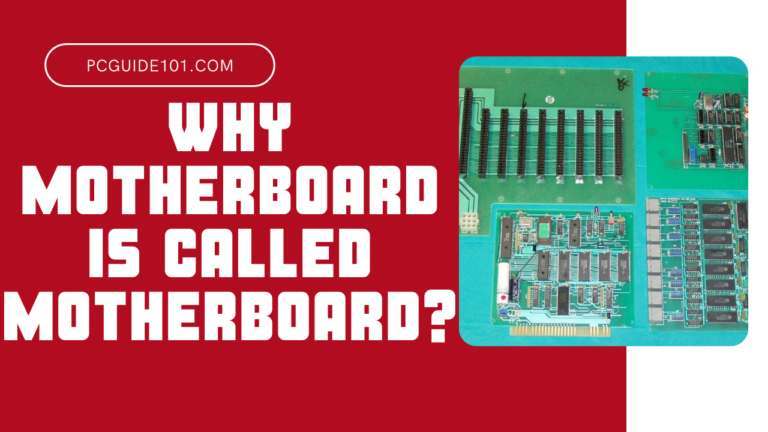 why motherboard is called motherboard featured